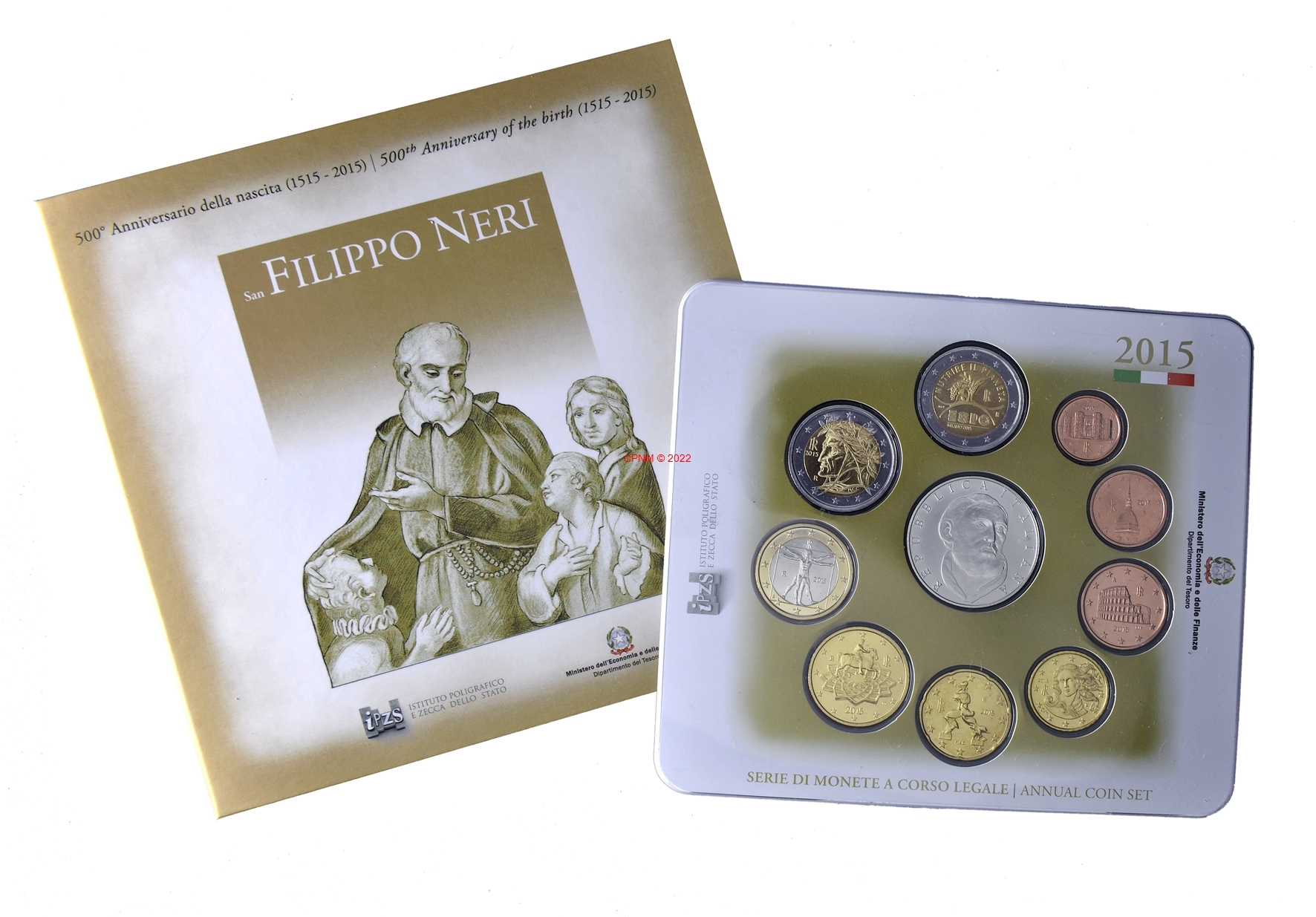 Euros italie page 7 - Comptoir numismatique monaco ...