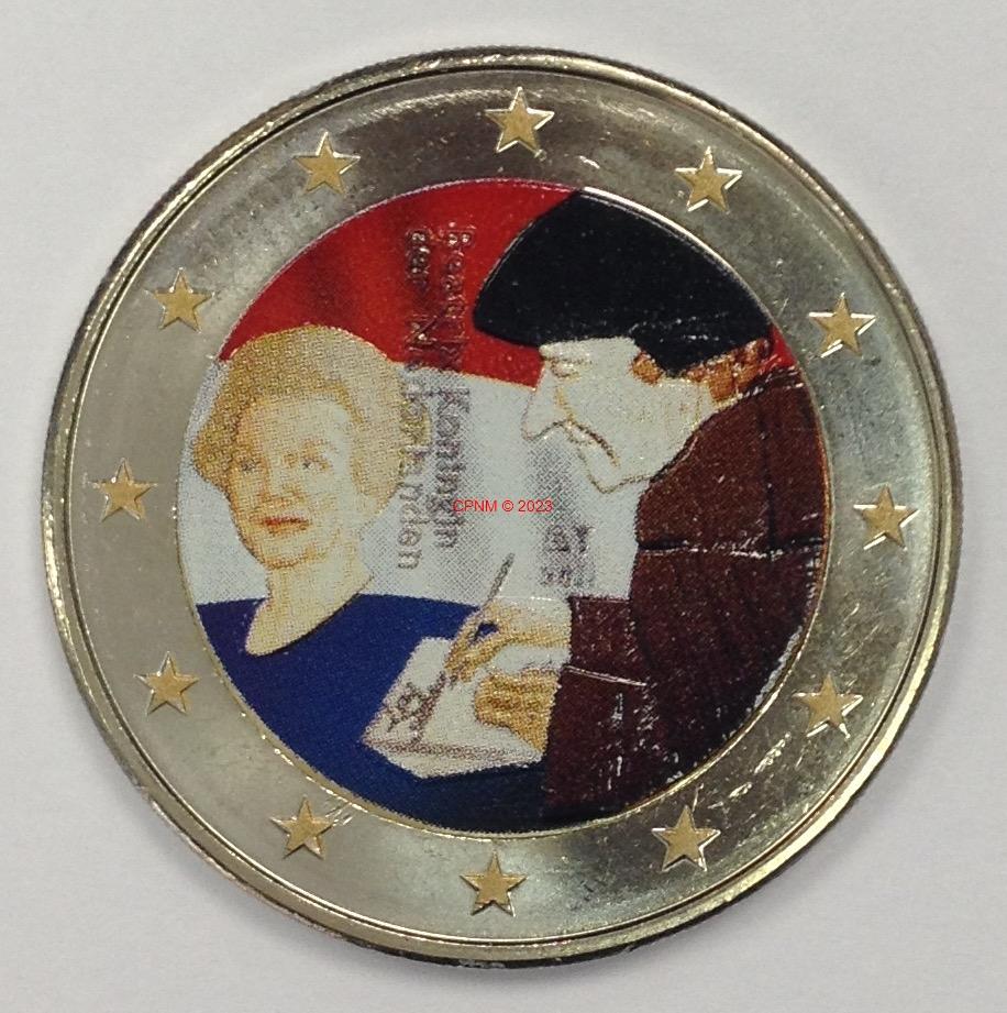 Euros pays bas - Comptoir numismatique monaco ...