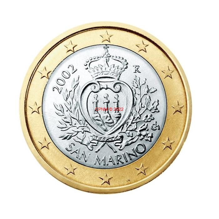 Euros saint marin - Comptoir numismatique monaco ...