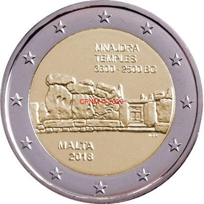 Euros malte - Comptoir numismatique monaco ...